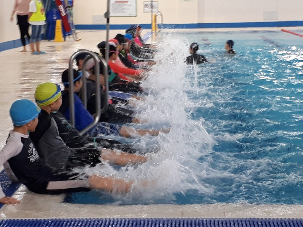 3학년 수영교육